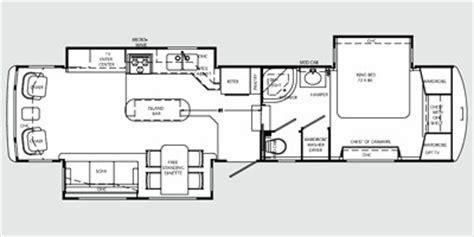 rambler fifth wheel floor plans 2009 rambler presidential suite fifth wheel series m 36rlt specs and standard equipment