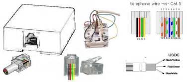 att rj45 wiring diagram electrical schematic