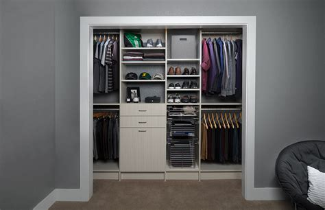Reach In Closet Organization by Reach In Closet Design Reach In Closet Ideas Reach In