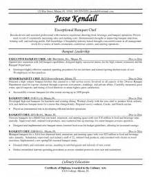 Sle Resume For Pastry Chef by Pastry Chef Resume Template Twhois Resume