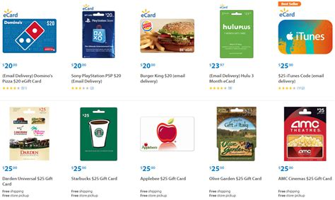 Subway Gift Card Walmart - 20 gift card at walmart 2