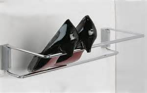 wall mounted shoe rack architectural ironmongery sds