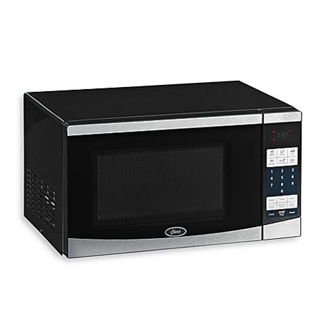 bed bath beyond microwave oster 174 compact microwave with digital controls bed bath