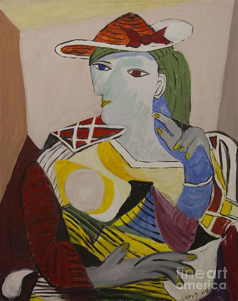 picasso big art 3822850284 picasso s seated woman copy 2 painting by avonelle kelsey