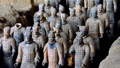 Was The Terracotta Army Of Ancient China Inspired By Greek