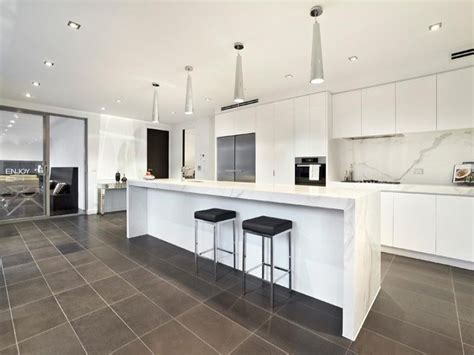 Travertine Dining Tables Images Image Gallery Luxury modern island kitchen design using granite kitchen photo