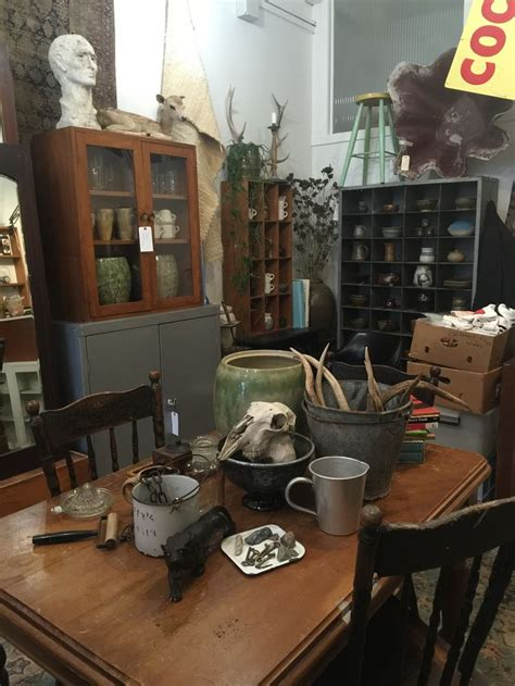 second vintage furniture store article www