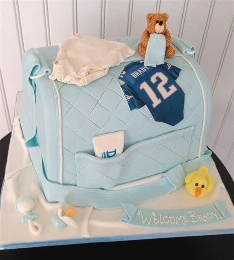 Baby Shower Cake Bags by 23 Scrumptious Bag Cakes For Baby Showers Stylish