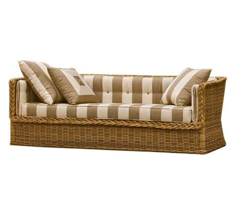 classic day bed sofa outdoor furniture the wicker works