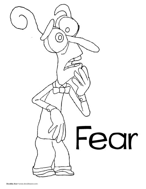 coloring page of anger from inside out free coloring pages of inside out anger free best free