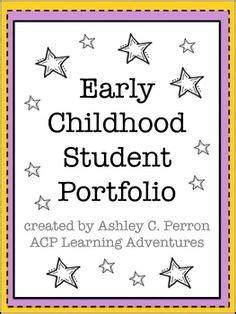 1000 images about portfolios on preschool portfolio memory books and preschool