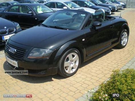 audi tt turbo specs 2001 audi tt turbo 150km igiełka car photo and specs