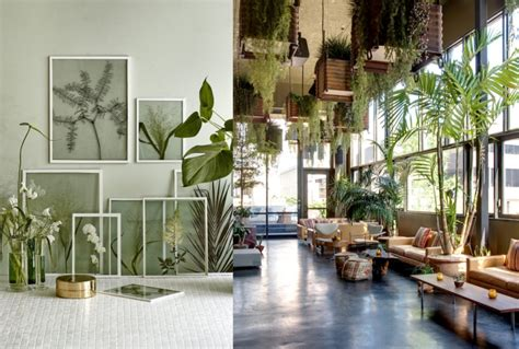 botanical interiors trend 2015 jungle wallpaper from trend 2016 urban jungle homedeal nl