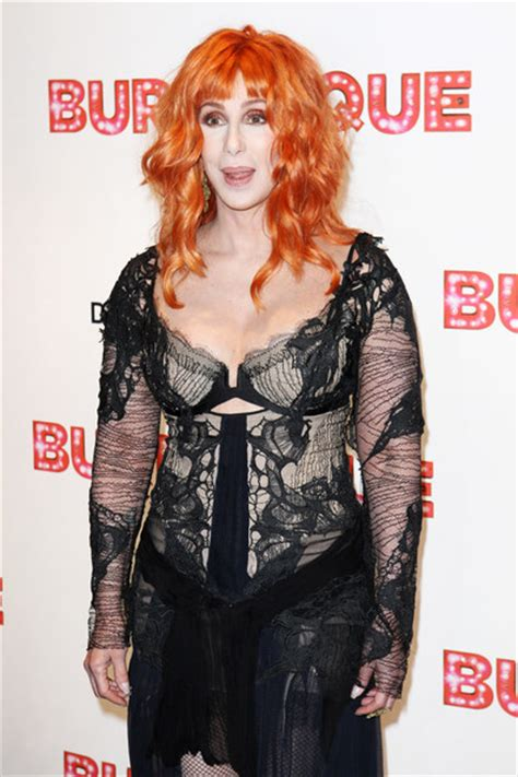 Wags Go Burlesque by Cher Dazzles At Burlesque Premiere Cherworld