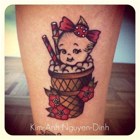 kewpie doll tattoo kewpie the official for things ink