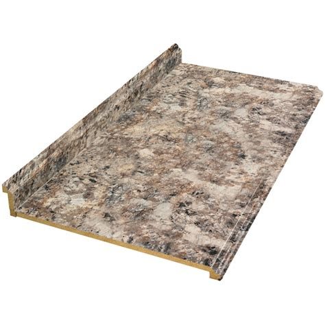 shop vti laminate countertops 12 ft antique
