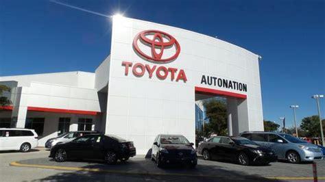 autonation toyota orlando autonation toyota fort myers car dealership in fort myers