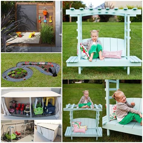 backyard ideas for kids 25 fun backyard diy projects for kids