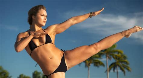 ronda rousey photos leaked perfect