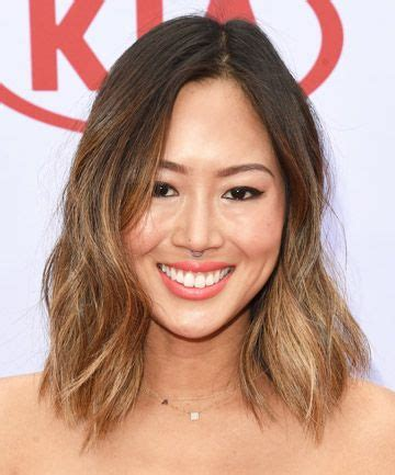 aimee song long bob highlights 90 best hair images on pinterest hair colors hair