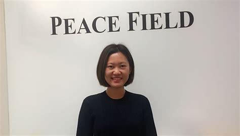 Cuhk Mba Class Size by Summer Internship At Peace Field Limited Cuhk Mba