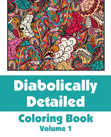 coloring book dragons volume 1 books diabolically detailed coloring book volume 1 h r