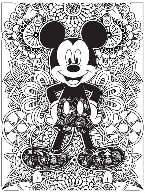 mickey mouse coloring book celebrate national coloring book day with disney style