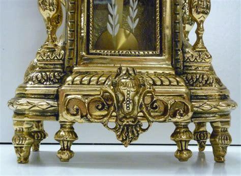 orologi da tavolo antichi vendita nikky home piccolo orologio da tavolo al quarzo in metallo