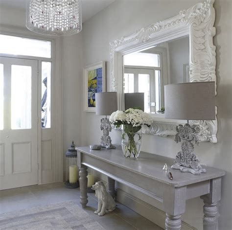 home entrance decorating ideas shabby chic style interior decoration ideas home and