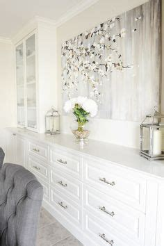 white built in cabinets in dining room 1000 images about dining room built ins on