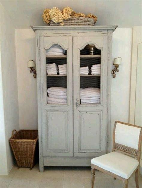 furniture gorgeous armoire  bathroom towel storage