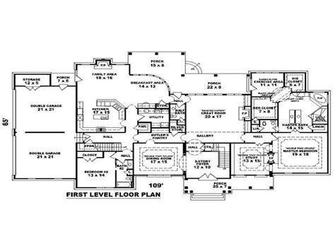 huge house plans large house floor plans large house floor plans house