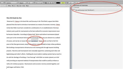 What Does A Footnote Look Like In An Essay by Libreoffice Tunnels