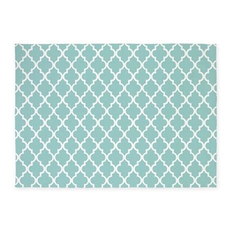 mint colored rug mint quatrefoil 5 x7 area rug by mcornwallshop