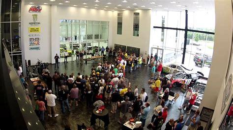 kyle busch fan club time lapse video kyle busch fan club meeting youtube