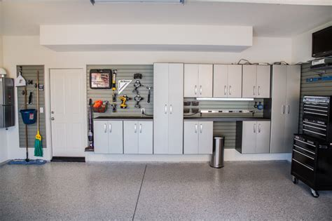 Modern Garage Storage Ideas Flow Wall Storage Solutions Modern Garage And Shed