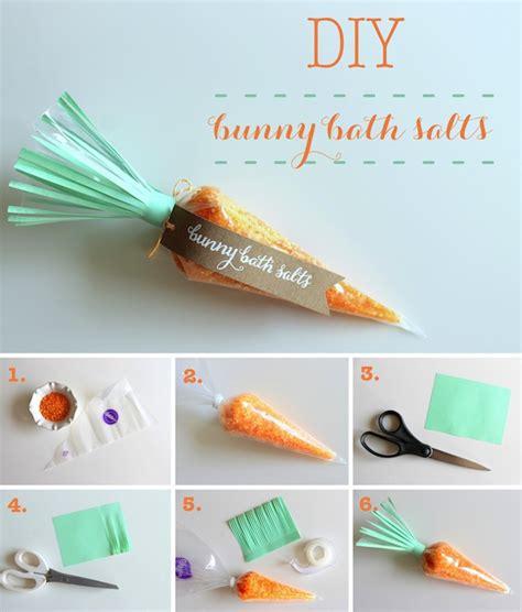 Easter Home Decorating Ideas Diy Bunny Bath Salts Evite