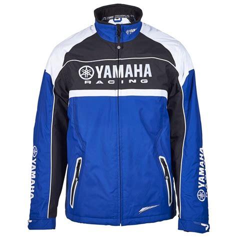 Yamaha Motorradjacke by Yamaha Racing Paddock Blue Jacket Flemington Yamaha