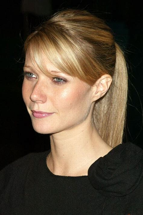 side swept bangs oblong face side swept bangs for a round face shape hair world magazine