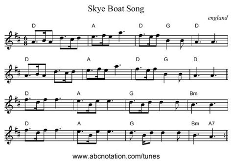 skye boat song fiddle pinterest the world s catalog of ideas