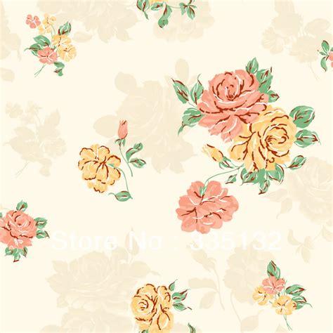 Wallpaper Dinding Murah 45cmx5m Biru Flower flor wallpaper dinding cuadros