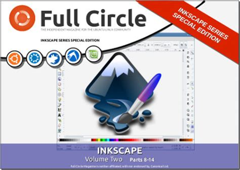 inkscape tutorial pdf free download inkscape special edition volume 02 full circle magazine