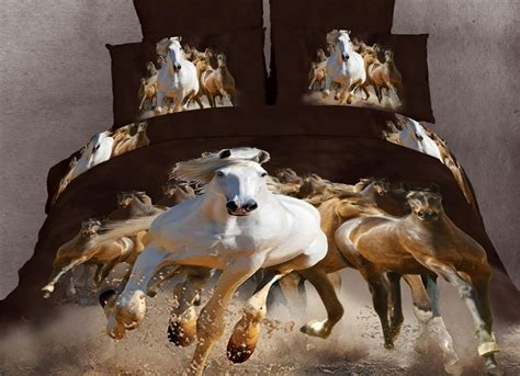 horse coverlet 13 best horse print bedding for a horse lover s bedroom