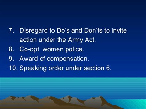 Human Rights Act Section 7 by Human Rights And The Indian Armed Forces