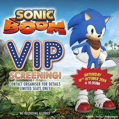 dream boat tv show sonic boom tv series trailer watch it and comment on