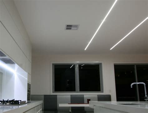 Led Light Strips In Room Led Led Light Applications Green