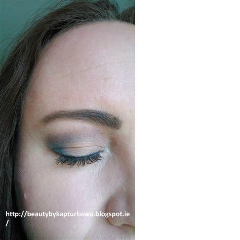 Mua After Pallete beautybykapturkowa makijaz z paletka mua after