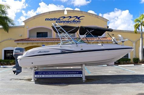 hurricane deck boat instrument panel used 2002 hurricane sundeck sd 237 ob boat for sale in