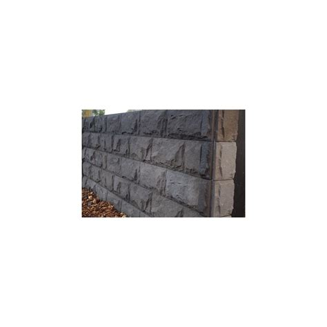 Sleepers Direct by Bluestone Concrete Sleepers Charcoal 2 020m 150x80mm