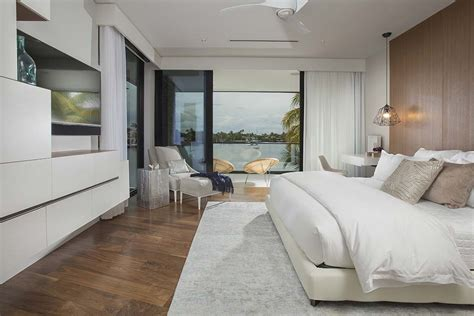 ft lauderdale contemporary waterfront home reveal